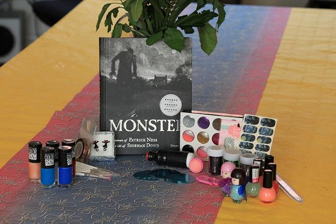 monster og negleting